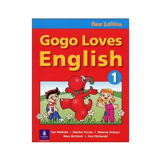 Gogo loves English 1