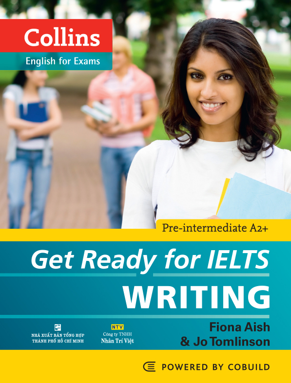 sách học IELTS Writing Get Ready For IELTS Writing