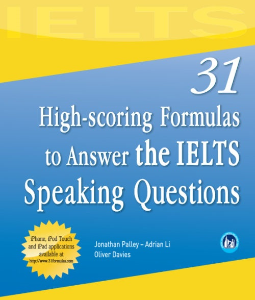 High-Scoring Formulas To Answer The IELTS Speaking Questions